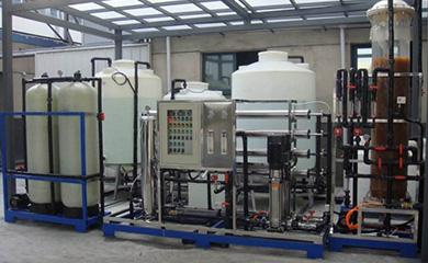 电镀行业纯水设备,电镀纯水装置