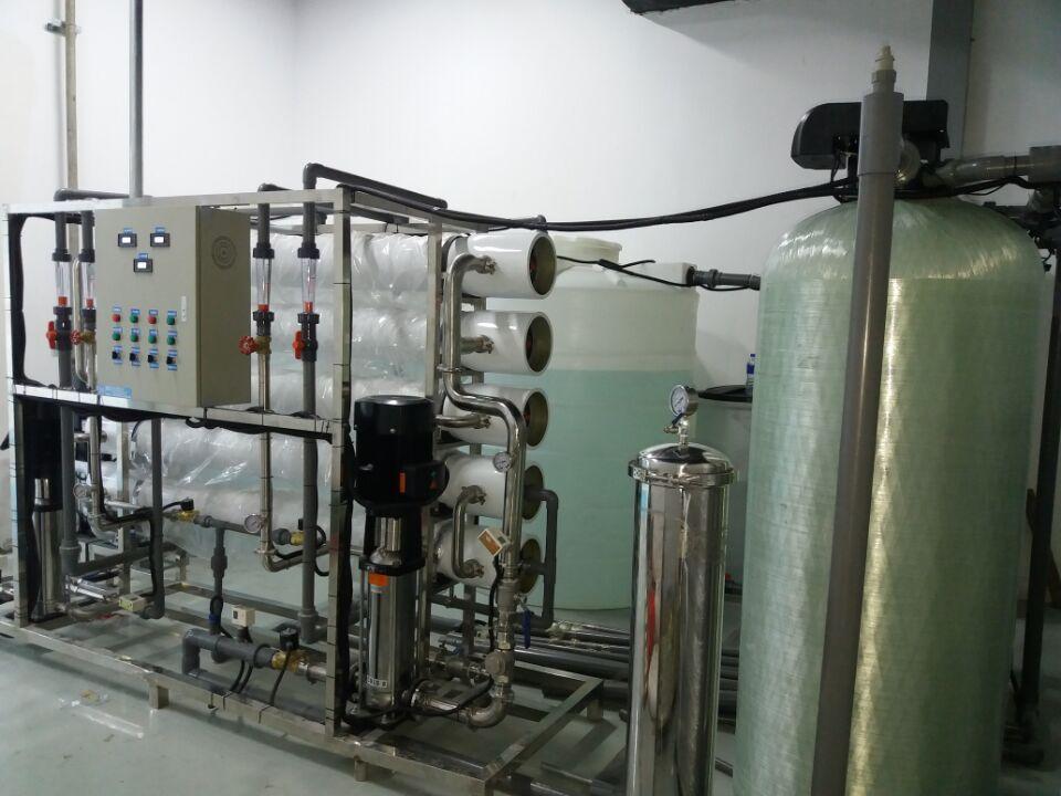 电子工业用反渗透纯水设备