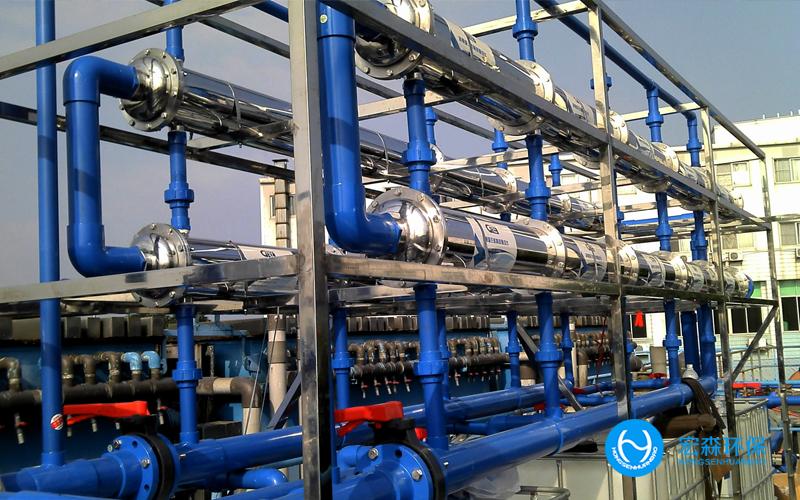 礦井一體污水處理設備