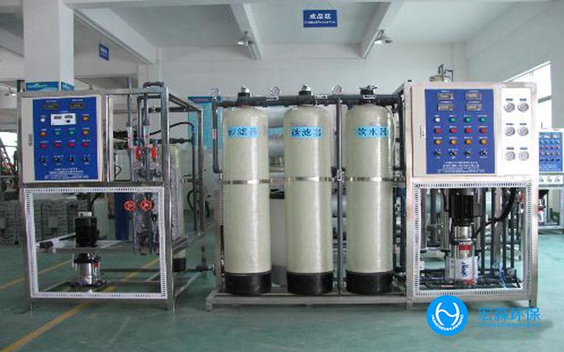 二级反渗透EDI纯水处理设备