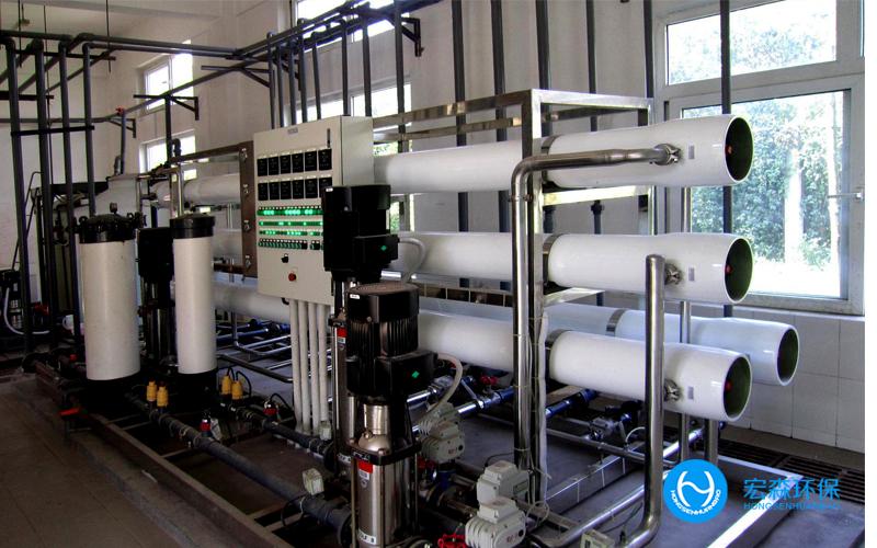 小型一体化工业废水处理设备
