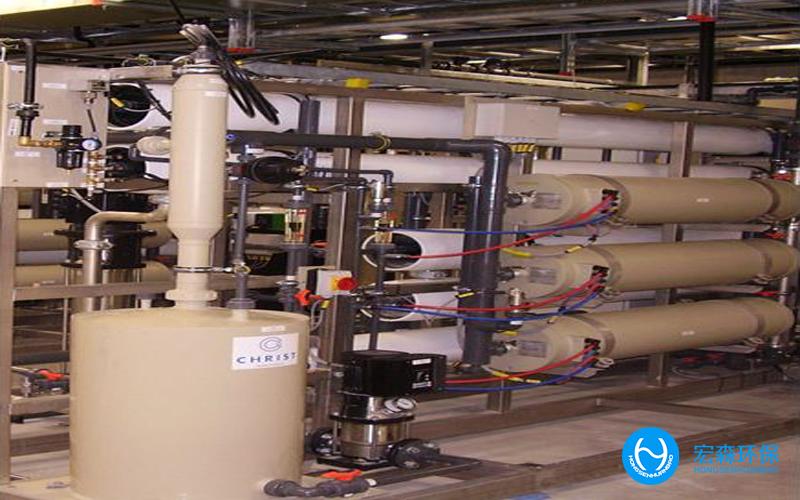 全自动不锈钢纯水处理设备