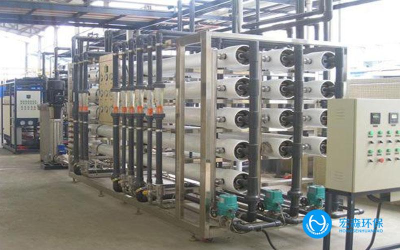 大型工业超纯水设备