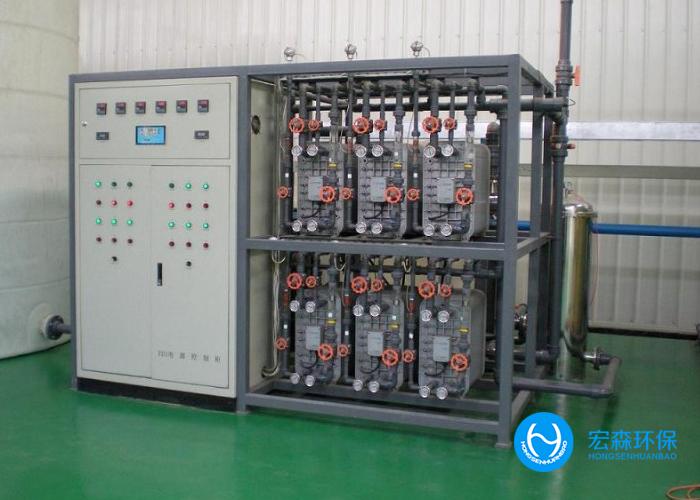 实验室反渗透纯水处理设备