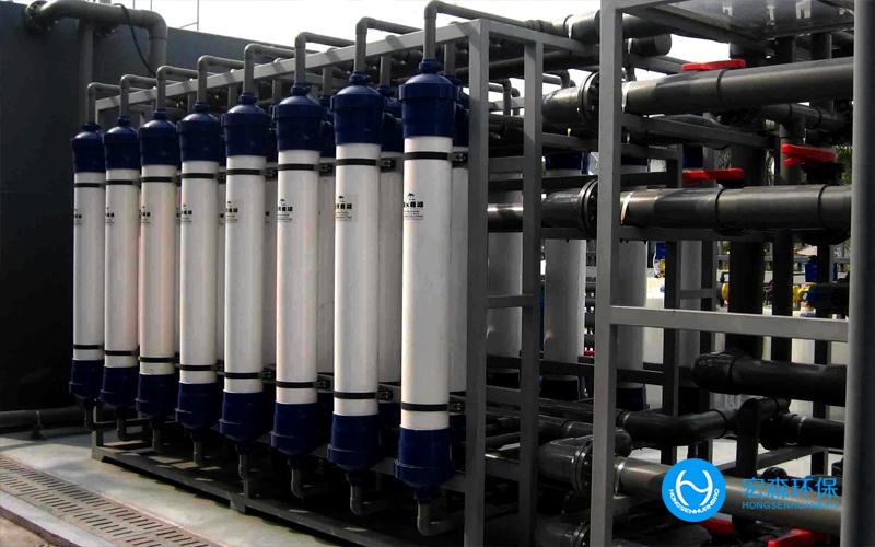 中小型污水回用處理設備
